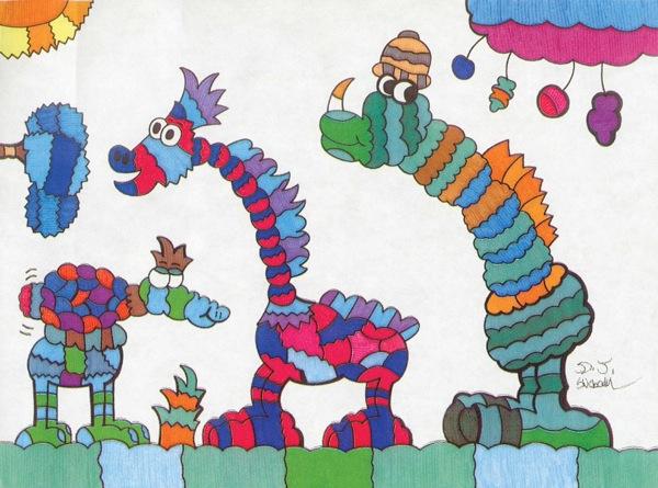 Drawing Autism-qidye-2