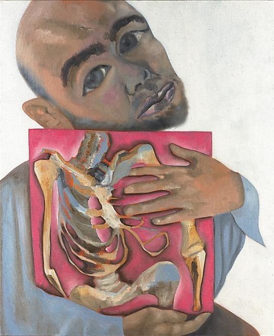 Francesco Clemente-qidye-4