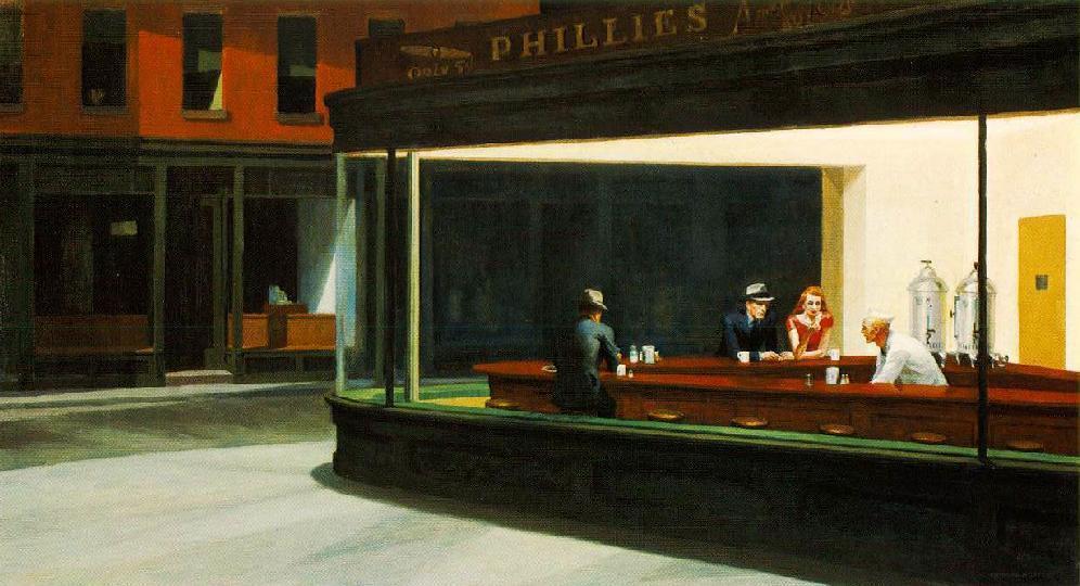 Edward Hopper-qidye-1