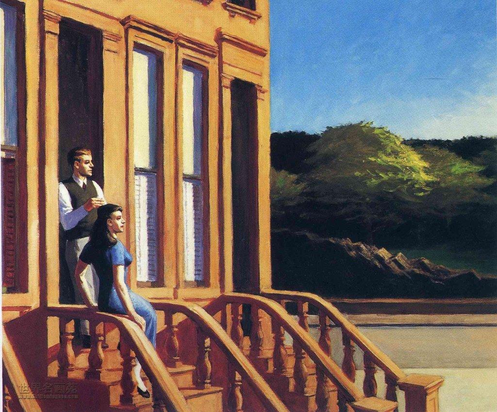 Edward Hopper-qidye-2